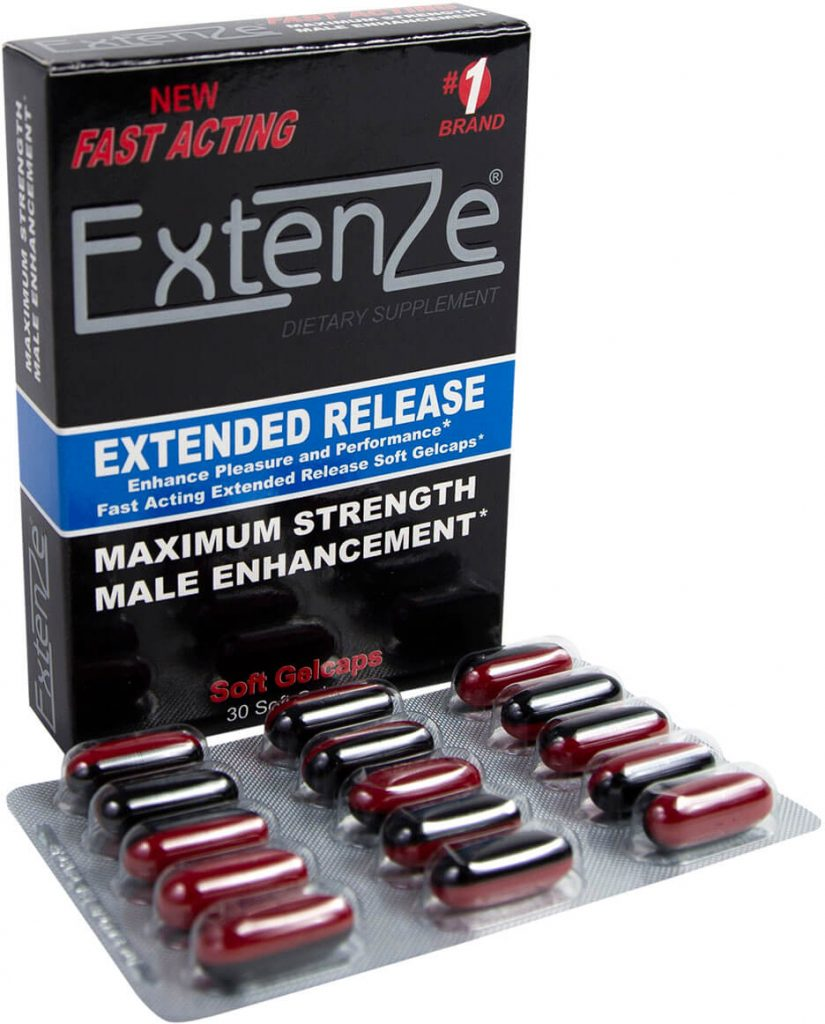 Extenze over the counter male enhancement